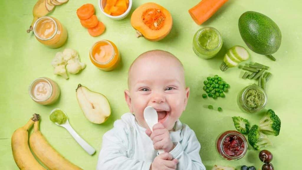 Bebeklerde Ek Gıdaya Geçiş Süreci