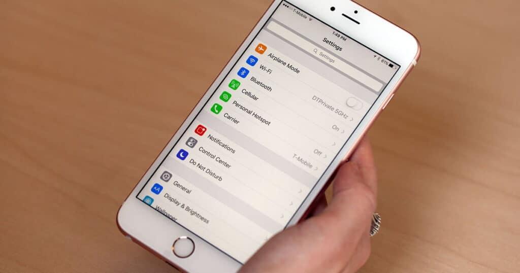 İPhone'da Bildirim Ayarları Nasıl Yapılır?