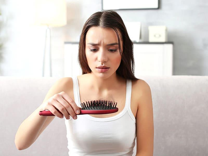 Saç Dökülmesi İçin Bitkisel Çözümler