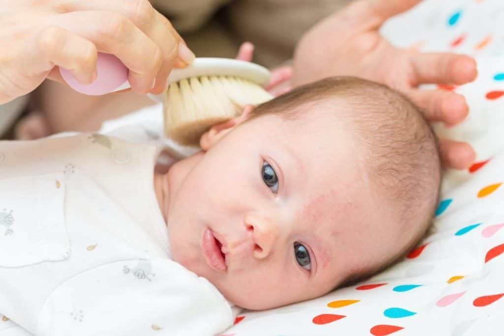 Bebeklerde Konak Temizliği