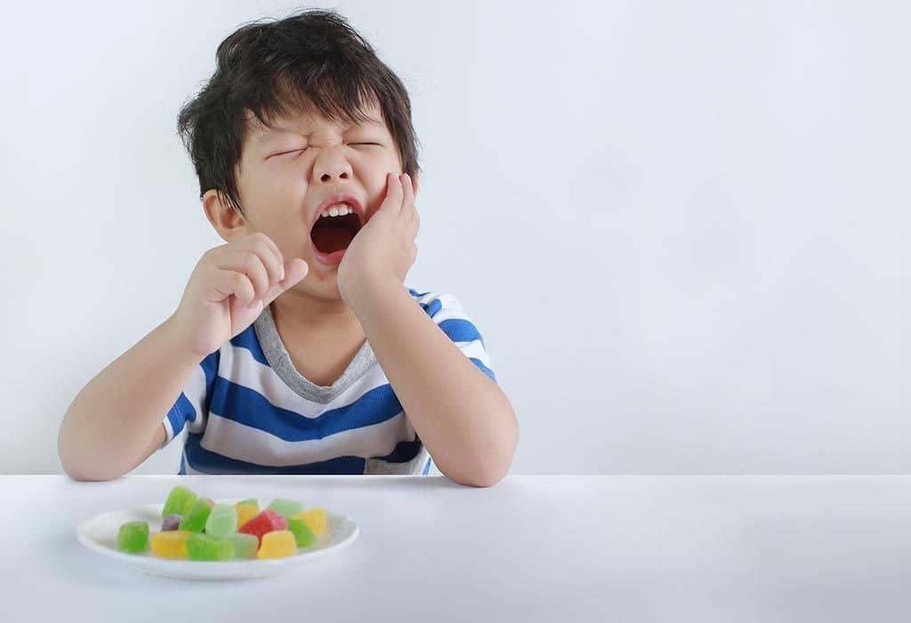 Çocuklarda Diş Ağrısı Nasıl Geçer?