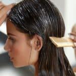 Saçlarınıza Evde Keratin Bakımı
