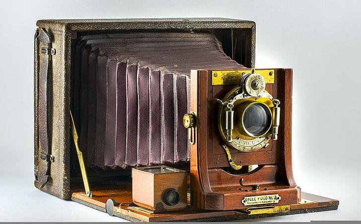 Fotoğraf Makinesi Ne Zaman İcat Edildi?